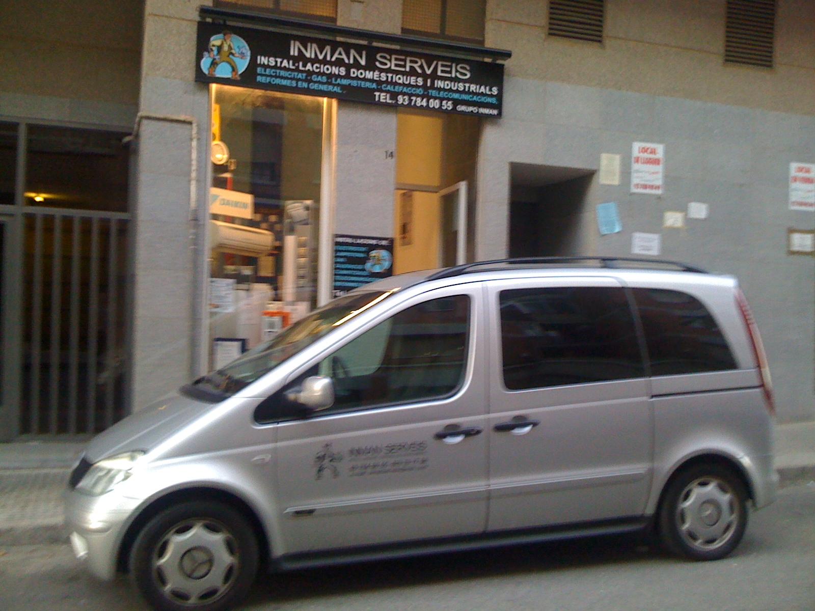 electricidad barcelona inman serveis tiensa